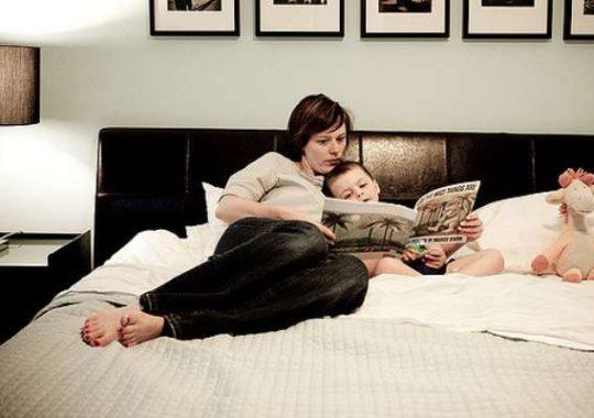 Fomentar la lectura en nuestros hijos