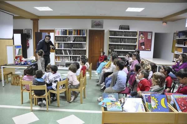 Cuentacuentos, talleres infantiles gratis