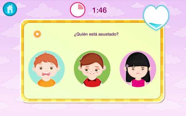 Aplicaciones infantiles: SuperEmociones