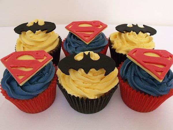 Superhero Cake Designs