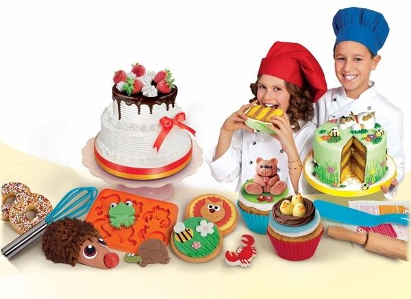Cocina creativa: juguetes infantiles