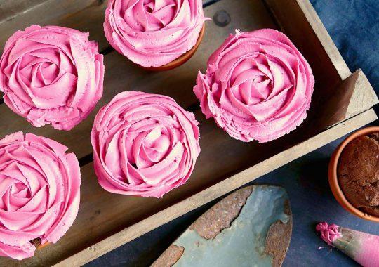 cupcakes receta