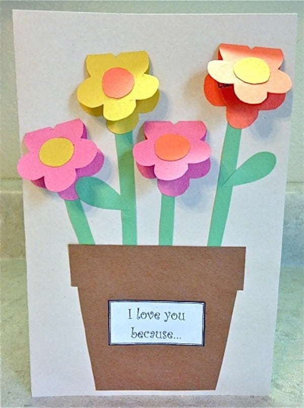 fun family craft ideas 5 felicitaciones para el d 237 a de la madre pequeocio 4530