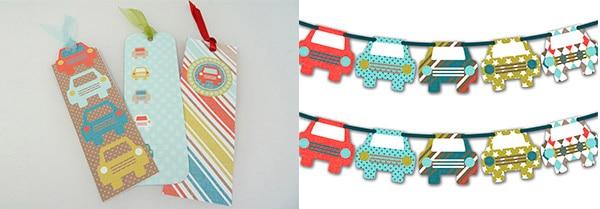 Imprimibles de coches