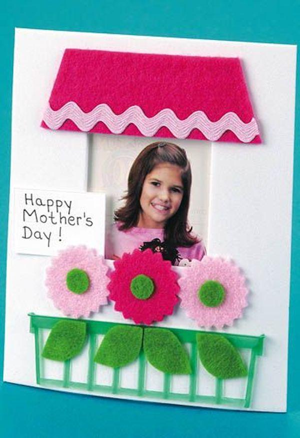 Regalos Día de la Madre: 5 portarretratos caseros - Pequeocio