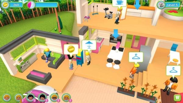 Aplicaciones infantiles Playmobil gratis