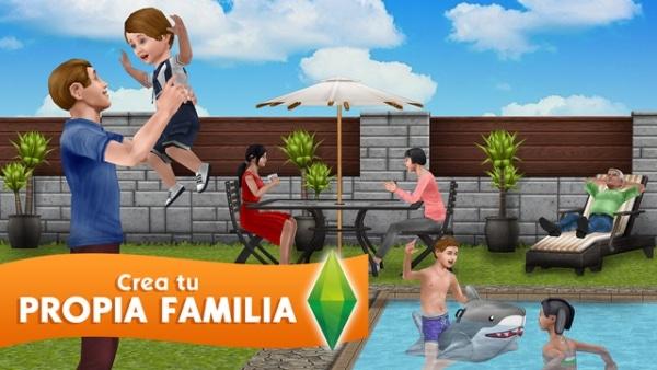 Los Sims, descarga gratis para iPad y Android