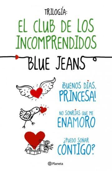 Libros juveniles de Blue Jeans