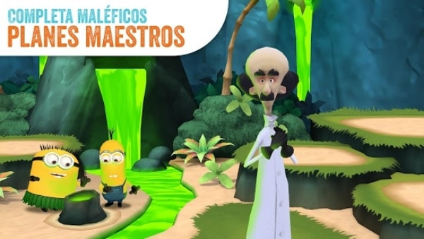 Minions, apps infantiles gratis para Ipad y Android