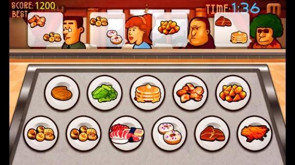 Juegos de cocina: apps infantiles