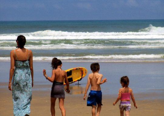Consejos de seguridad infantil en la playa
