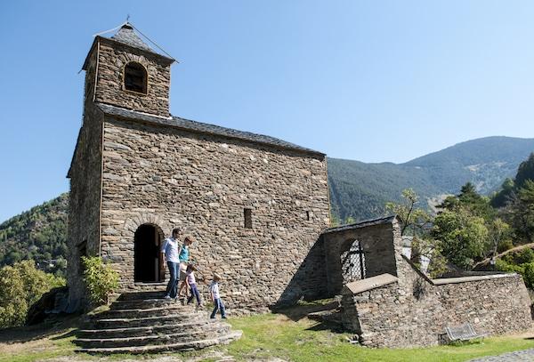 Andorra en familia