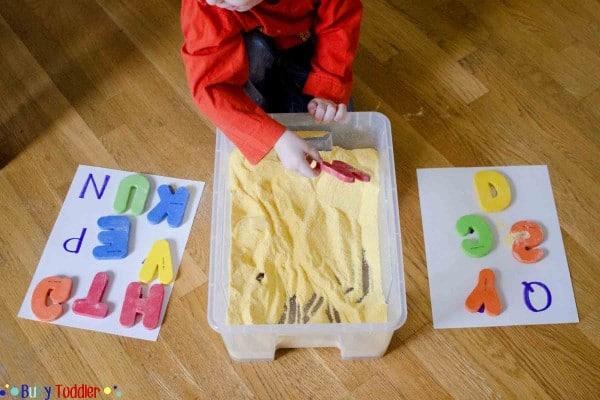 Manualidades infantiles educativas