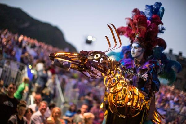 cirque du soleil Andorra 2016