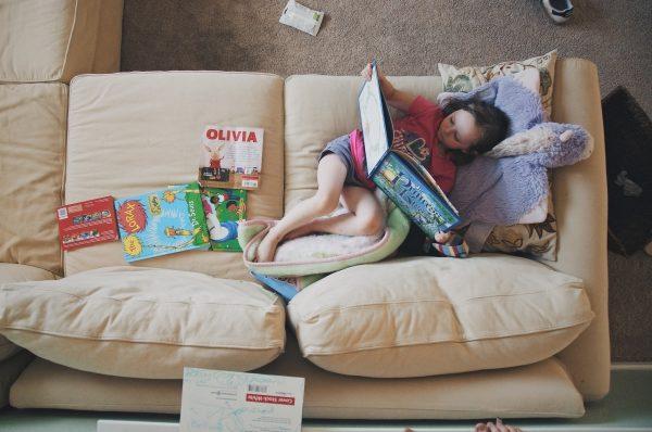 Qué cuentos infantiles leer