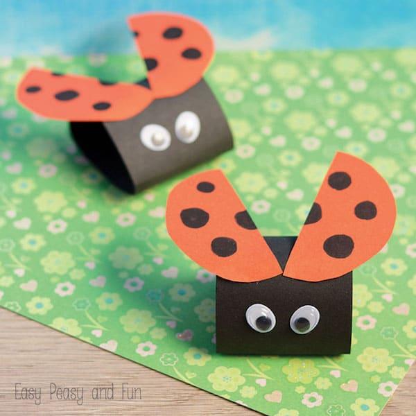 5 manualidades con cartulina para hacer animales divertidos - Imagen de manualidades ...