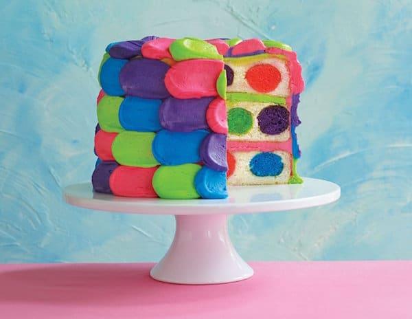 Tartas de cumpleaños fáciles