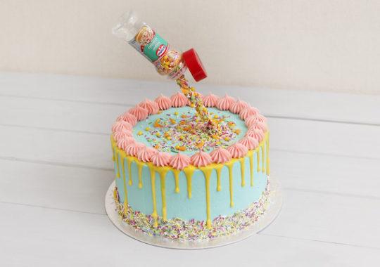 Tartas de cumpleaños