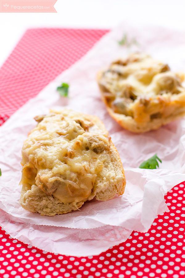 Recetas de tostas