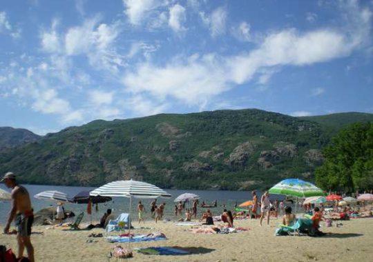 Vacaciones infantiles en la playa