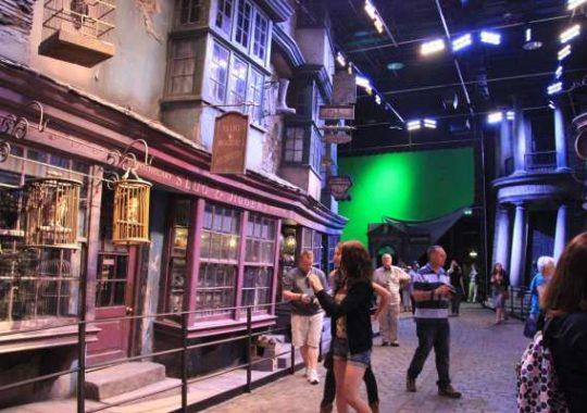 Londres en familia: Tour Harry Potter