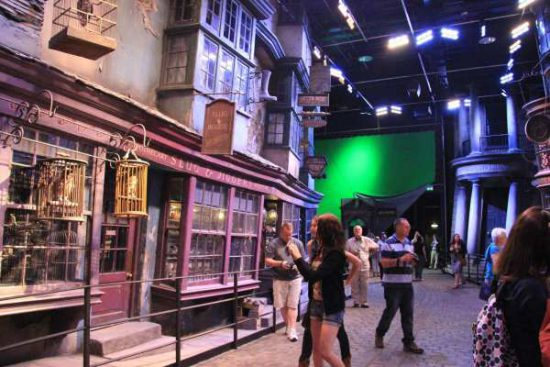 Londres en familia: Tour Harry Potter