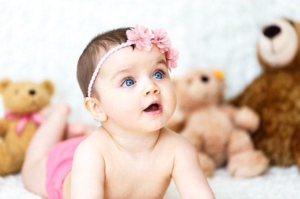 vídeos de bebés