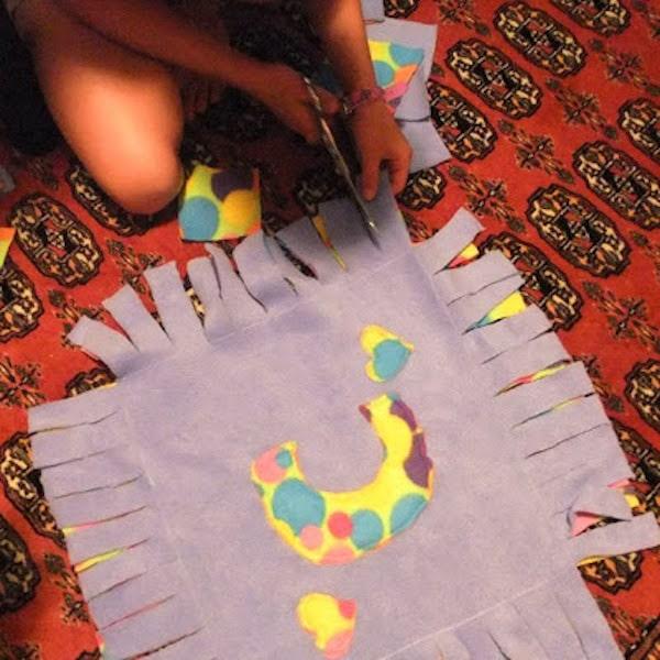 Cómo hacer cojines sin coser
