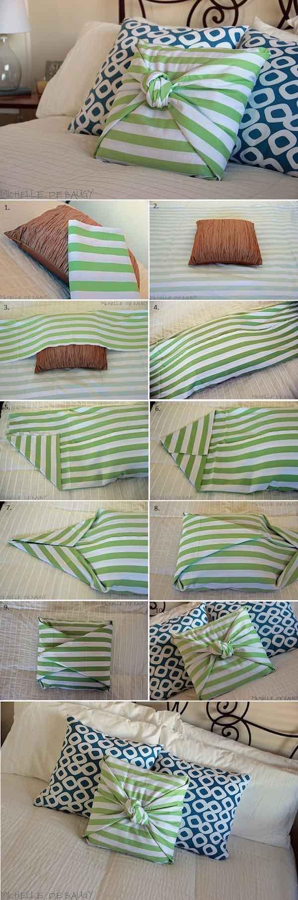 Cojines sin coser