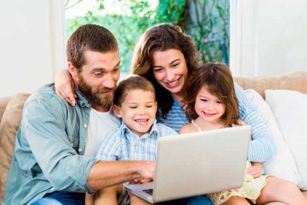 Cómo crear un blog familiar