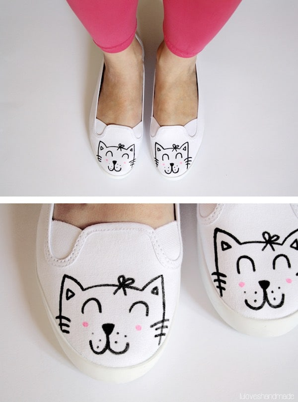 zapatillas personalizadas para niños