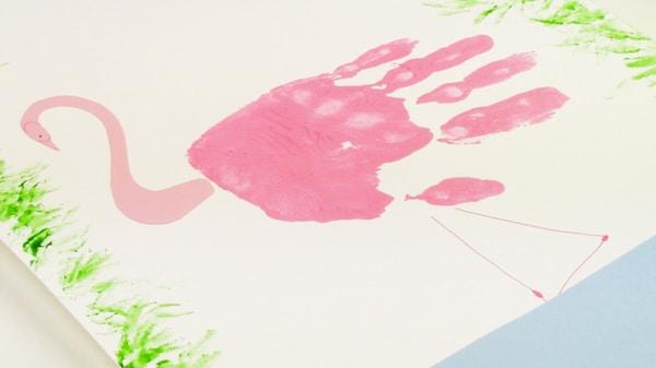 Dibujos para hacer con pintura de dedos