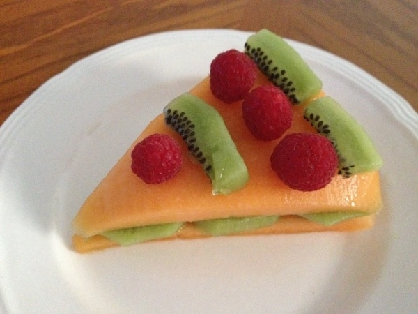 Tartas de fruta originales