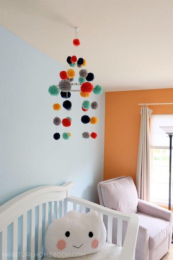 5 detalles caseros para decorar habitaciones de beb Pequeocio