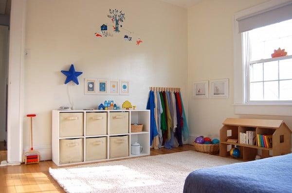 Habitaciones infantiles montessori ideas pr cticas for Cuartos de ninas feos