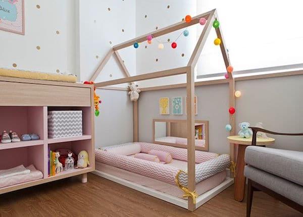 Habitaciones infantiles montessori ideas pr cticas for Espejo montessori