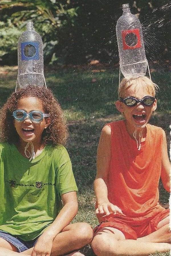 juegos infantiles para el verano