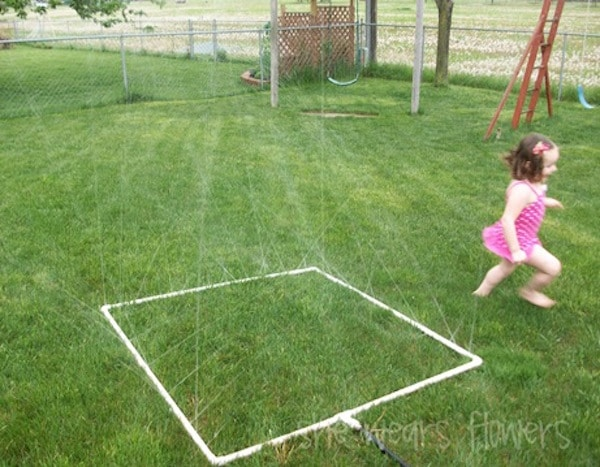 Juegos de agua para el verano