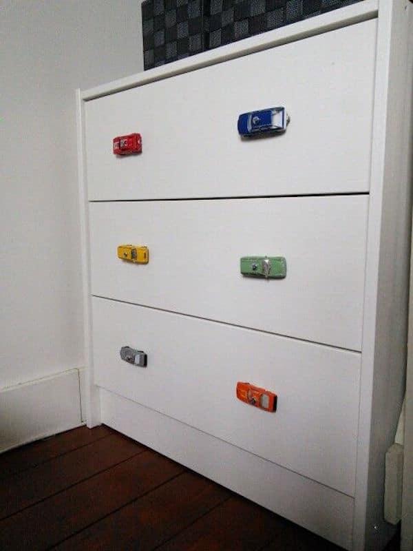 5 tiradores infantiles que puedes hacer en casa - Tiradores para muebles infantiles ...