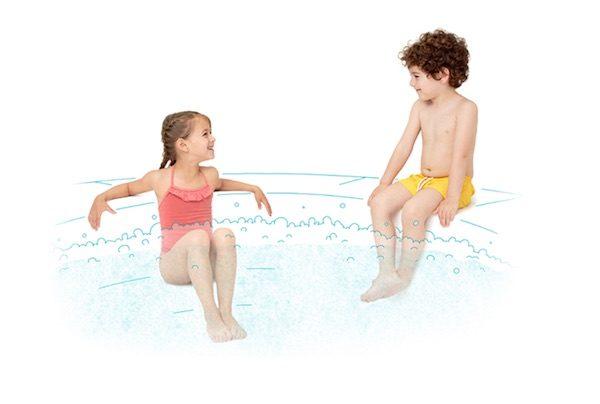 Spa con niños