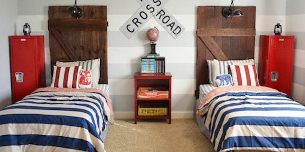 Cabeceros para camas infantiles