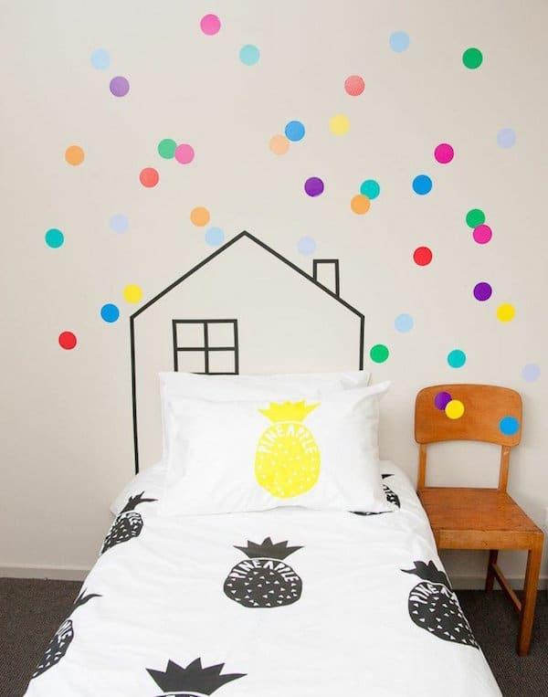5 cabeceros de cama que te encantar n pequeocio - Cabeceros de cama para ninos ...
