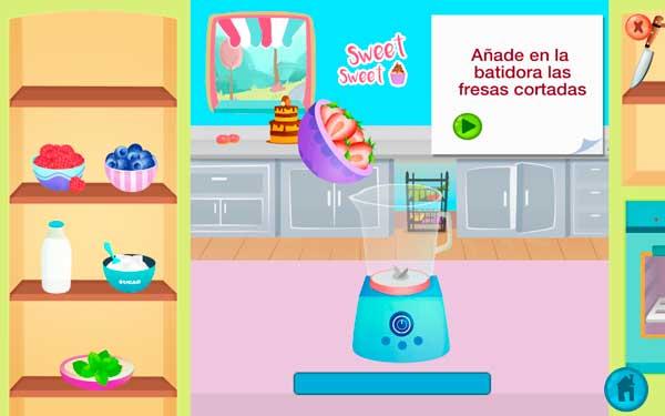 juegos cocina ninos app