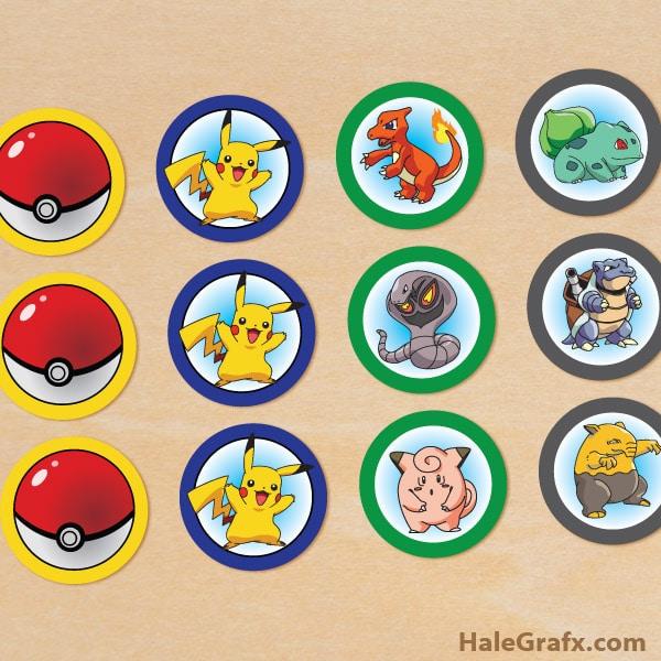 Cumpleaños infantiles ¡de Pokémon! - Pequeocio