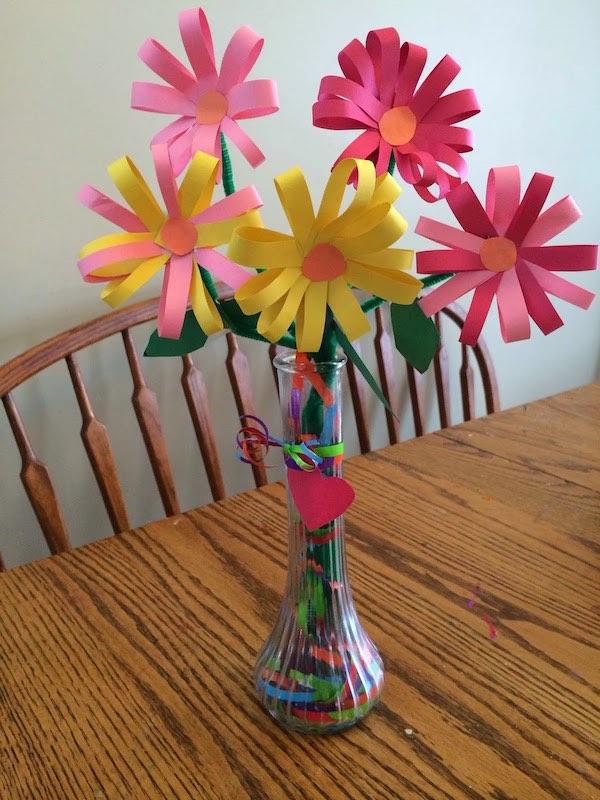 Homemade Valentine Crafts For Kids