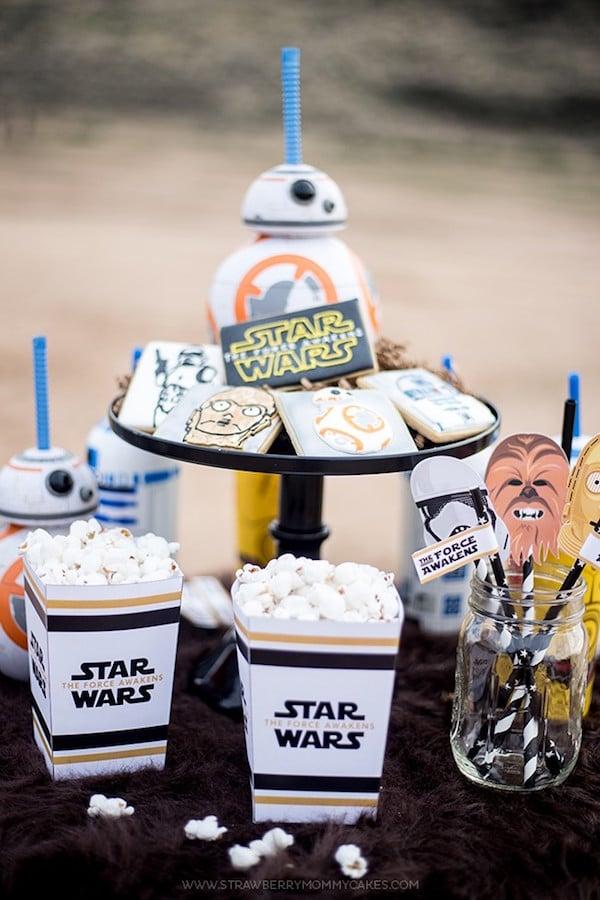 Imprimibles Gratis Para Fiestas Infantiles De Star Wars