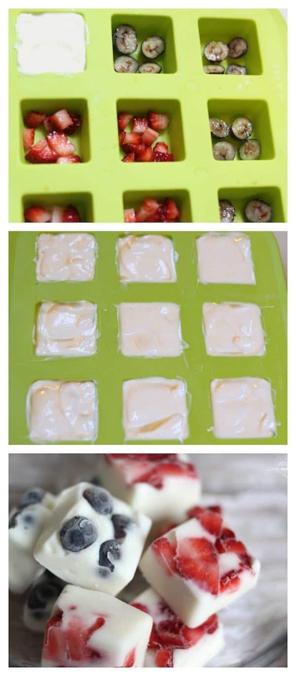bombones helados
