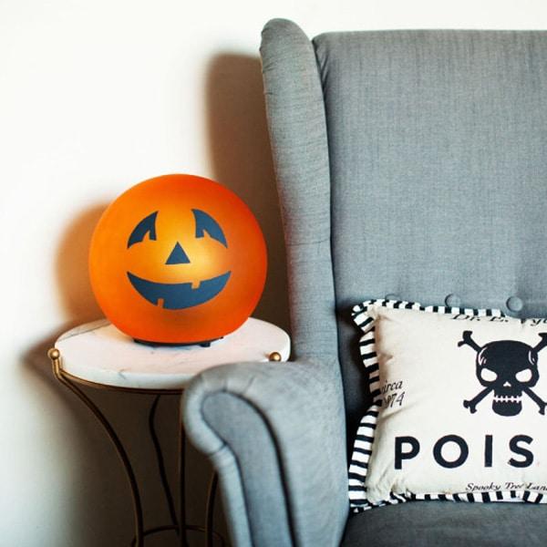 Ikea Hacks: Lámpara Fado Halloween