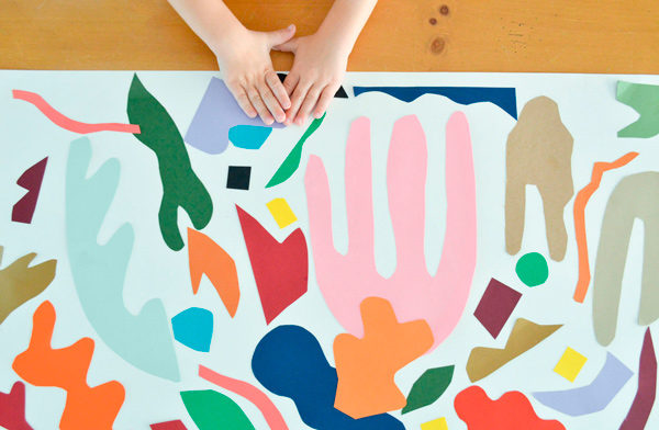 Manualidades infantiles: arte para niños