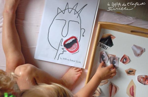Manualidades infantiles: arte_picasso